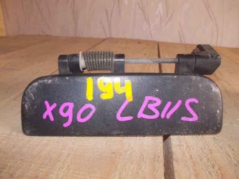 Ручка двери внешняя Suzuki X-90 LB11S передняя левая ст.273000194
