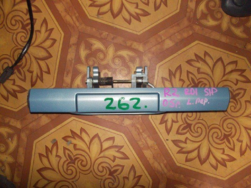 Ручка двери внешняя Subaru R2 RC1 передняя левая ст.273000262