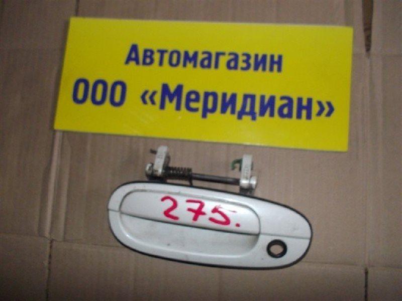 Ручка двери внешняя Nissan Silvia S14 левая ст.273000275