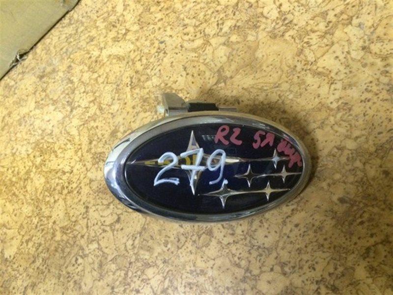 Ручка двери внешняя Subaru R2 RC1 ст.273000279