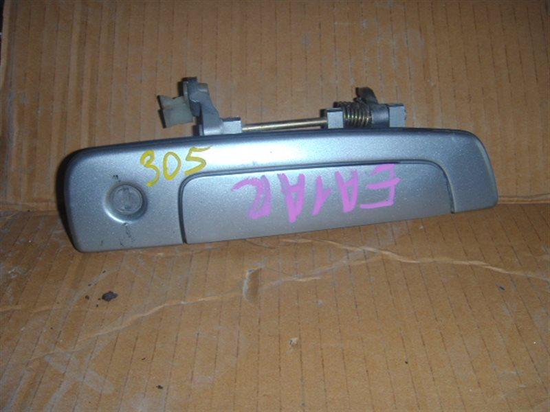 Ручка двери внешняя Mitsubishi Galant EA1A передняя правая ст.273000305
