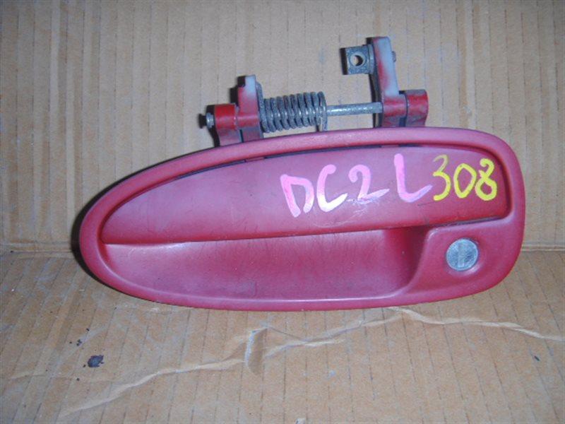 Ручка двери внешняя Honda Integra DC2 передняя левая ст.273000308
