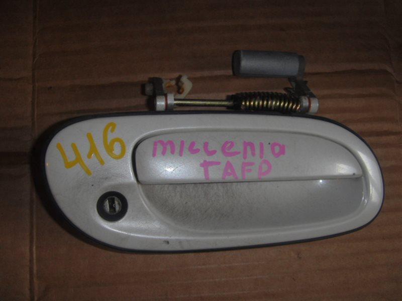 Ручка двери внешняя Mazda Millenia TAFP передняя правая ст.273000416