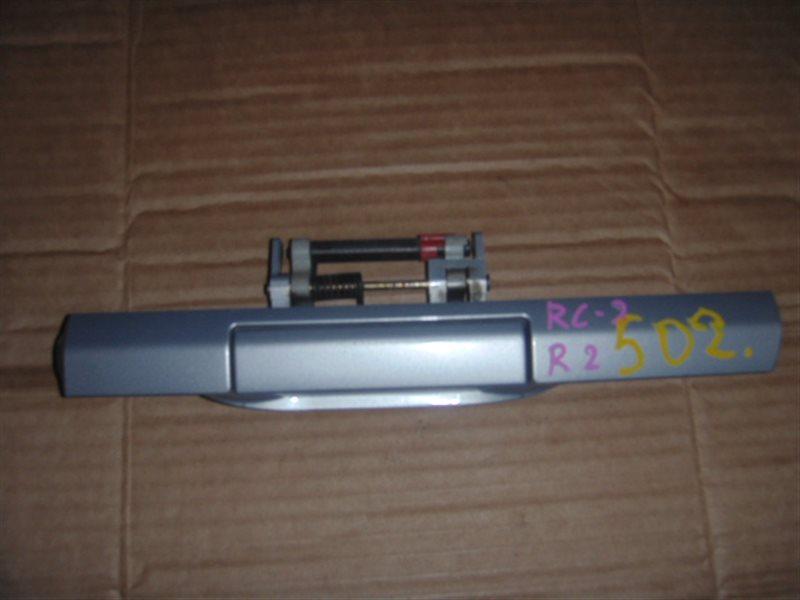 Ручка двери внешняя Subaru R2 RC2 передняя левая ст.273000502