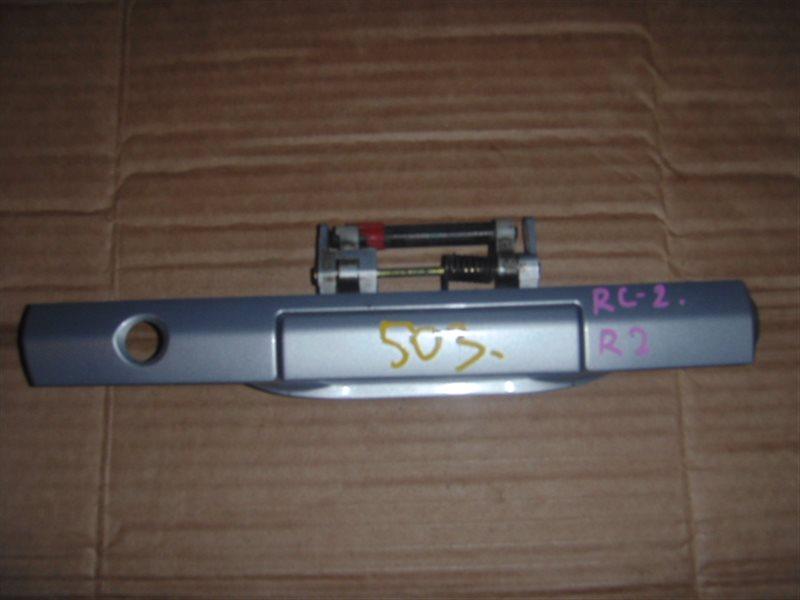 Ручка двери внешняя Subaru R2 RC2 передняя правая ст.273000503
