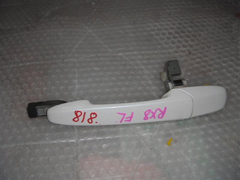 Ручка двери внешняя Mazda Rx-8 SE3P передняя левая ст.273000818