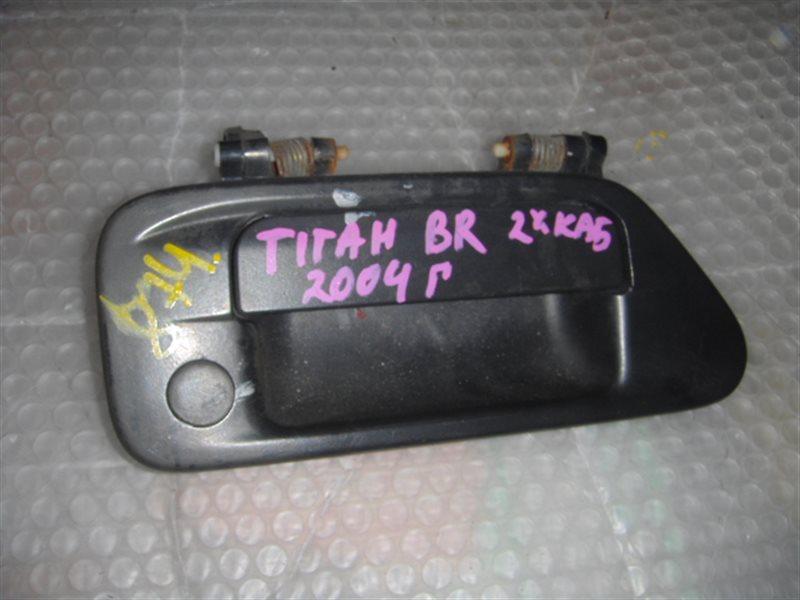 Ручка двери внешняя Mazda Titan 2004 задняя правая ст.273000874