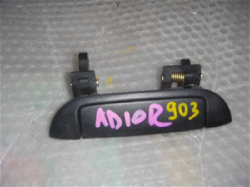 Ручка двери внешняя Nissan Ad 10 передняя правая ст.273000903