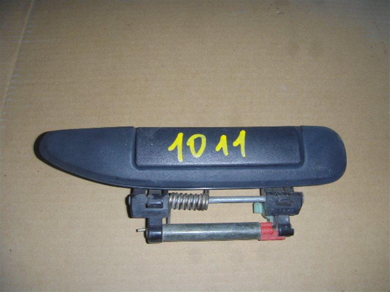 Ручка двери внешняя Nissan Ad 11 задняя правая ст.273001011