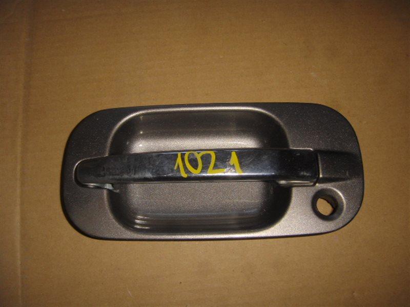 Ручка двери внешняя Honda Mobilio Spike GK2 передняя левая ст.273001021