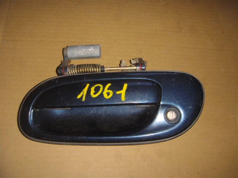 Ручка двери внешняя Mazda Millenia TA5P передняя левая ст.273001061
