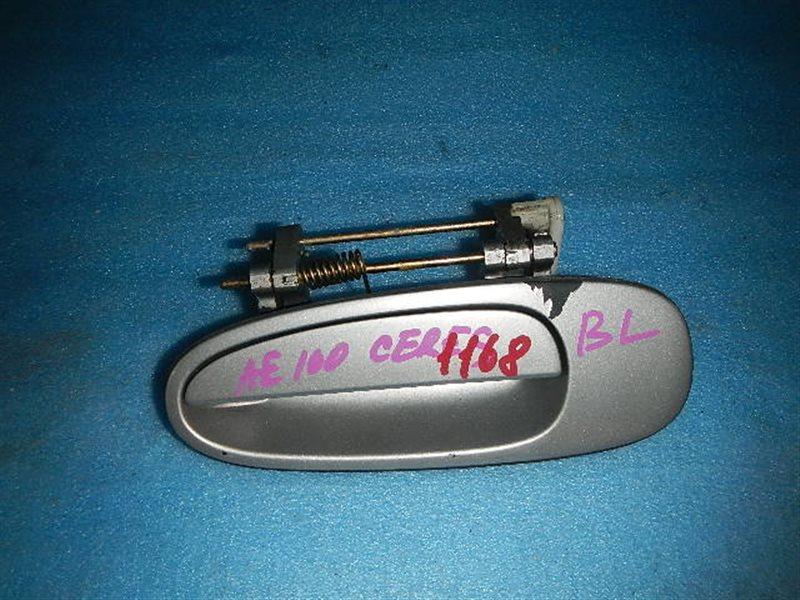 Ручка двери внешняя Toyota Ceres AE101 задняя левая ст.273001168