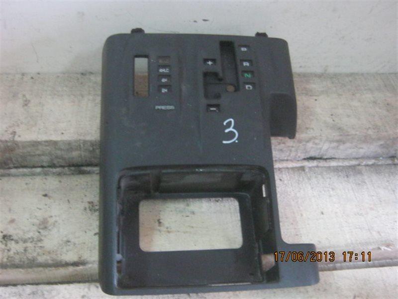 Консоль кпп Mitsubishi Pajero V78W ст.282000003