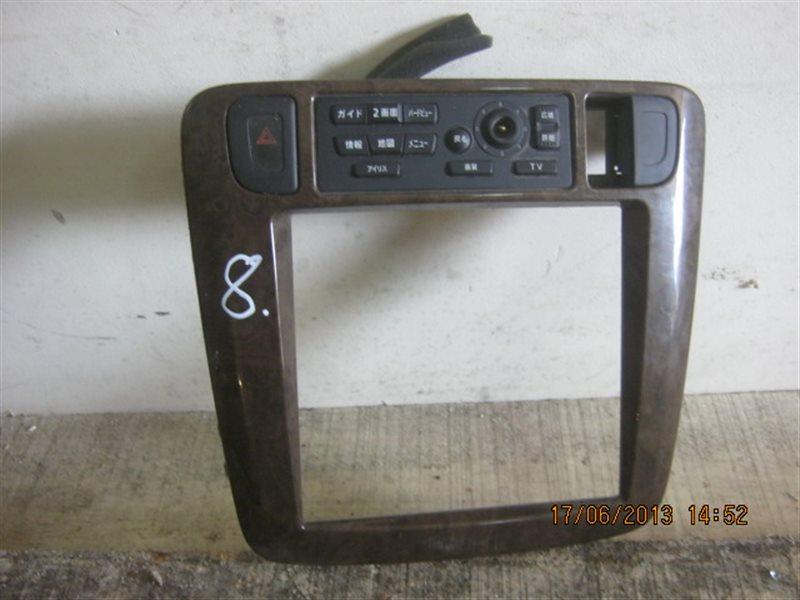 Консоль магнитофона Nissan Liberty RM12 ст.283000008