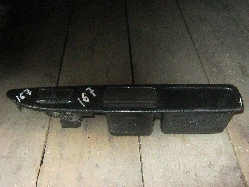 Блок упр. стеклоподьемниками Nissan Bassara U30 задний правый ст.285000167