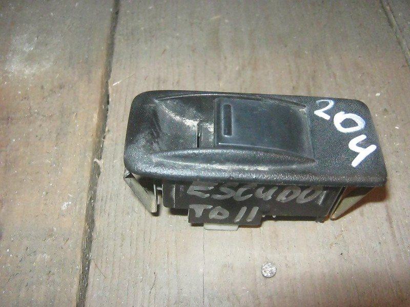 Блок упр. стеклоподьемниками Suzuki Escudo TD11W задний левый ст.285000204