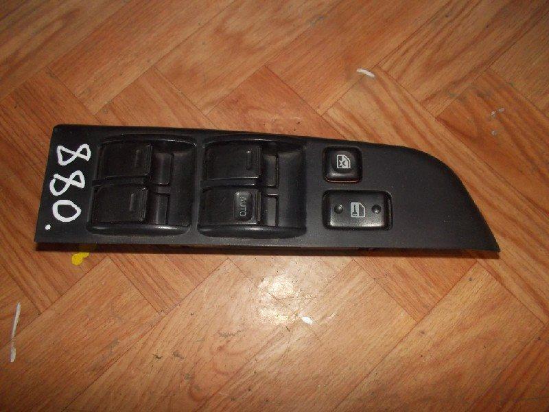 Блок упр. стеклоподьемниками Toyota Starlet EP85 передний правый ст.285000880