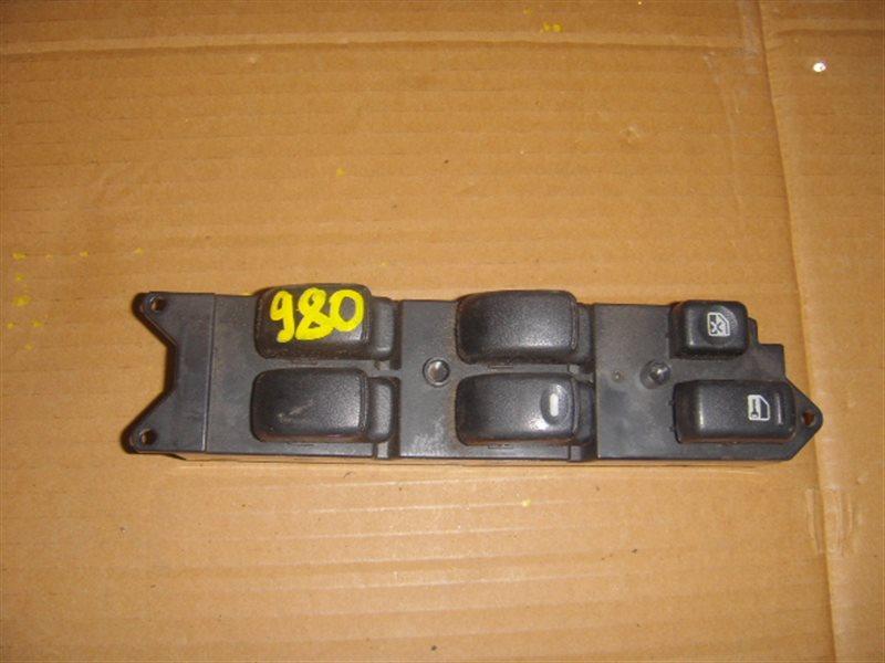 Блок упр. стеклоподьемниками Mitsubishi Galant EA1A передний правый ст.285000980