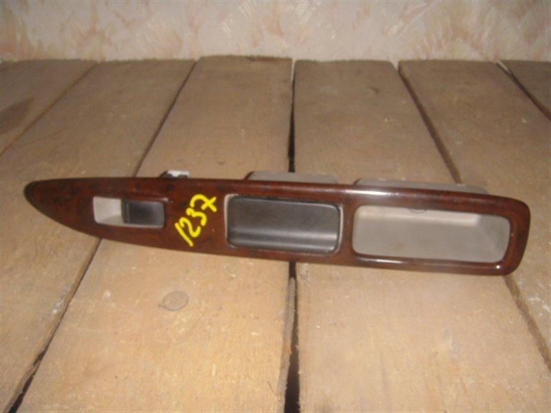 Блок упр. стеклоподьемниками Nissan Bassara U30 задний правый ст.285001237