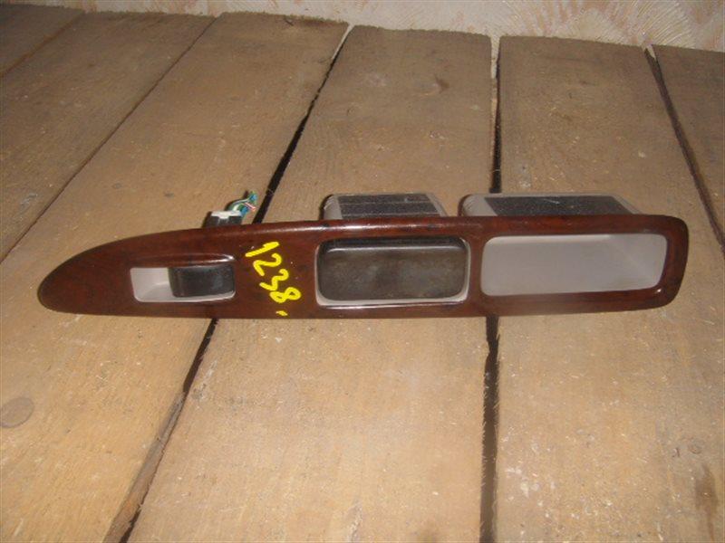 Блок упр. стеклоподьемниками Nissan Bassara U30 задний левый ст.285001238
