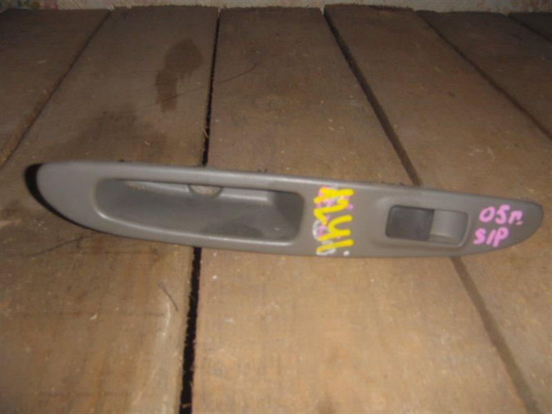 Блок упр. стеклоподьемниками Subaru R2 RC1 передний левый ст.285001241