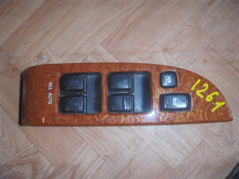 Блок упр. стеклоподьемниками Toyota Brevis JCG15 передний правый ст.285001261