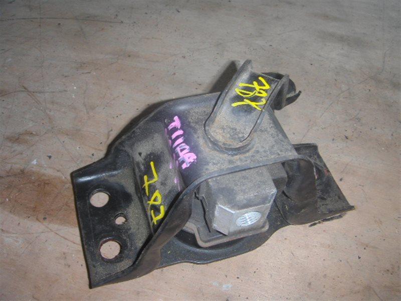 Подушка двигателя Nissan Tiida NC11 передняя правая ст.290000787