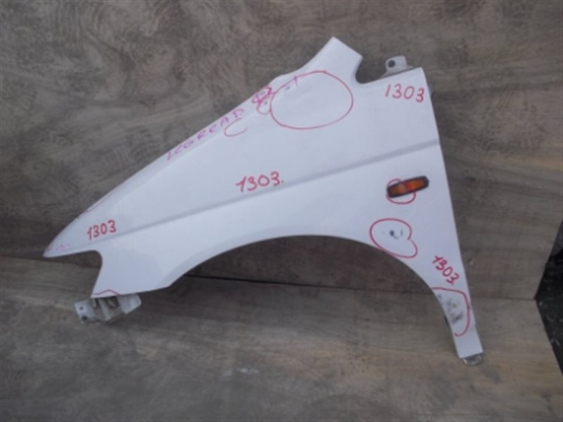 Крыло Honda Lagreat RL1 переднее левое ст.300001303