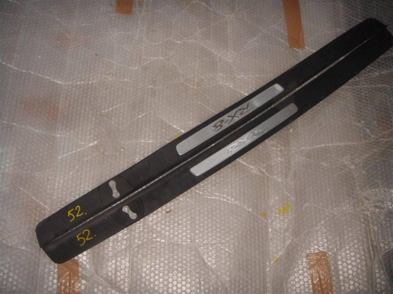 Накладка на порог Mazda Rx-8 SE3P ст.306000052