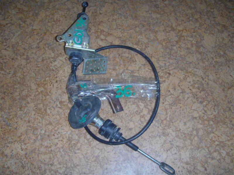 Трос переключения кпп Honda Fit GD1 L13A ст.307000036