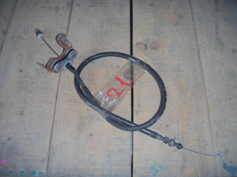 Тросик газа Toyota Carib AE114 4A-FE ст.308000021