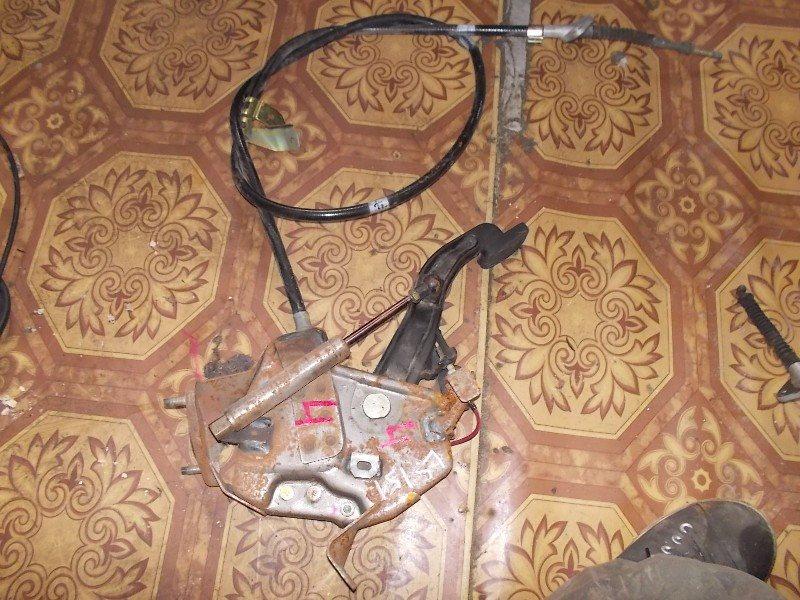 Педаль ручника Toyota Crown JZS151 1JZ-GE ст.316000004