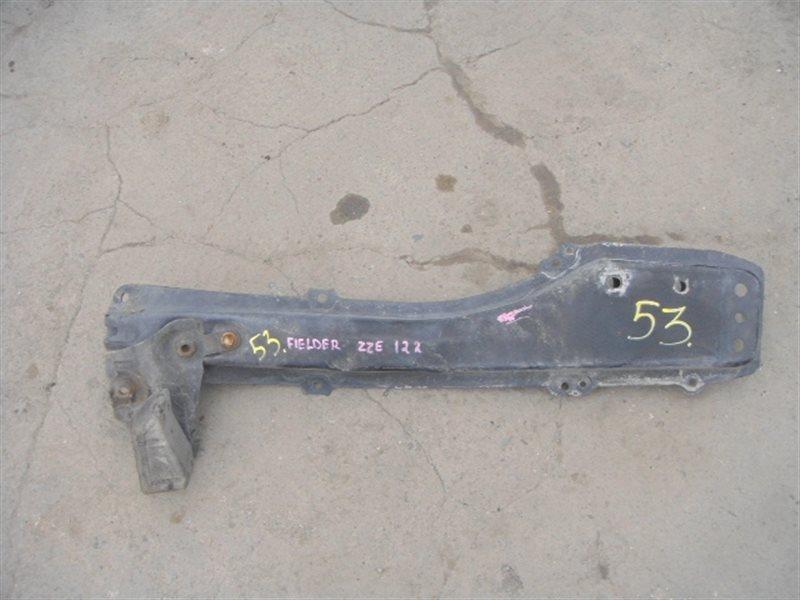 Балка продольная Toyota Fielder ZZE122 передняя ст.318000053