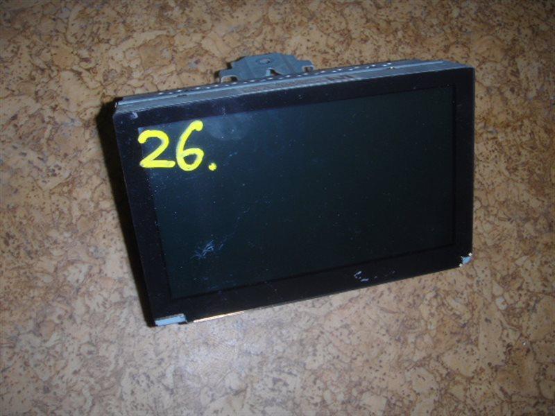 Монитор Nissan Fairlady Z Z33 ст.319000026