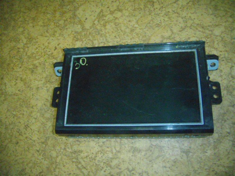Монитор Honda Stepwgn RG3 ст.319000030