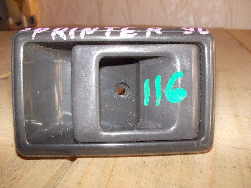 Ручка двери внутренняя Toyota Sprinter AE91 передняя правая ст.320000116