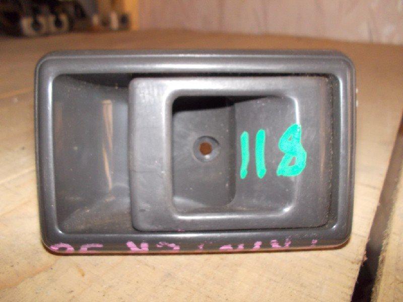 Ручка двери внутренняя Toyota Sprinter AE91 задняя левая ст.320000118