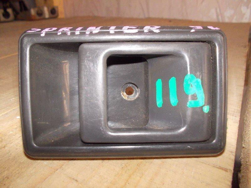Ручка двери внутренняя Toyota Sprinter AE91 задняя правая ст.320000119