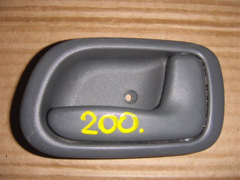 Ручка двери внутренняя Toyota Sprinter AE110 задняя правая ст.320000200