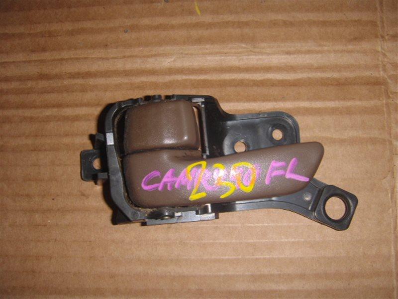 Ручка двери внутренняя Toyota Camry SV40 передняя левая ст.320000230