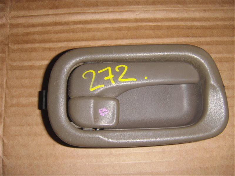 Ручка двери внутренняя Nissan Sunny FB13 передняя правая ст.320000272