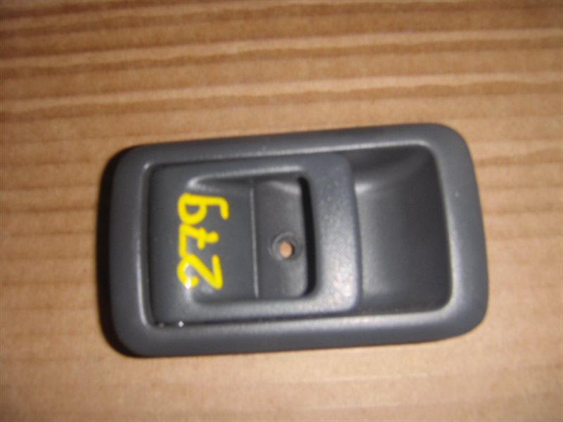 Ручка двери внутренняя Toyota Corsa EL55 передняя левая ст.320000279