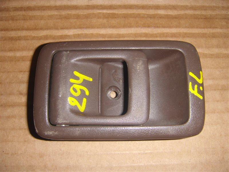Ручка двери внутренняя Toyota Corona AT170 передняя левая ст.320000294