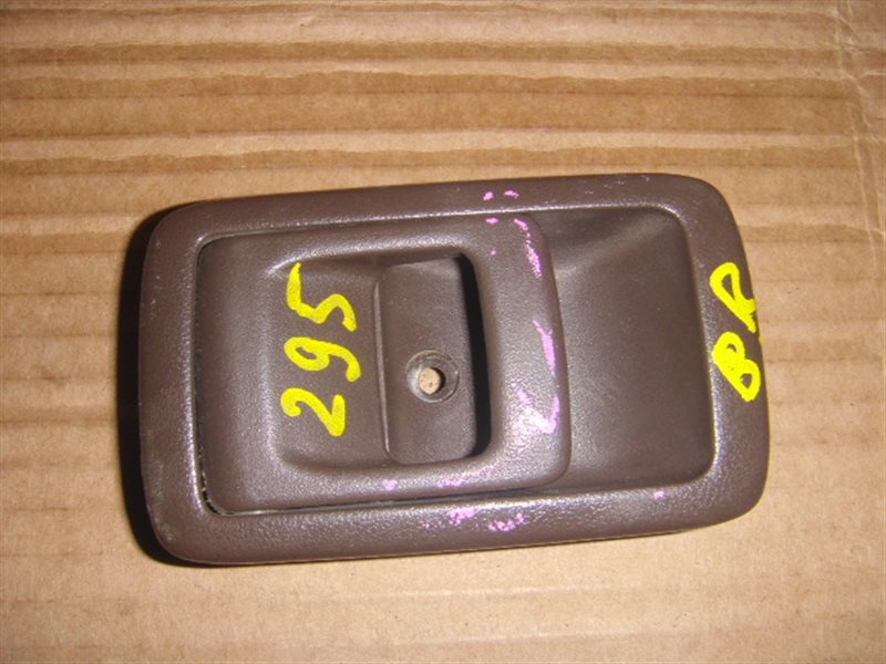 Ручка двери внутренняя Toyota Corona AT170 задняя правая ст.320000295