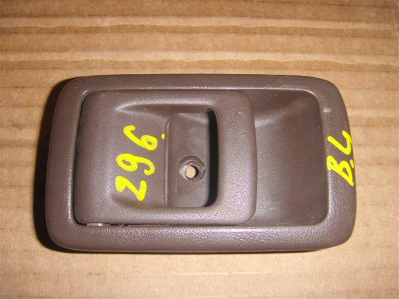 Ручка двери внутренняя Toyota Corona AT170 задняя левая ст.320000296