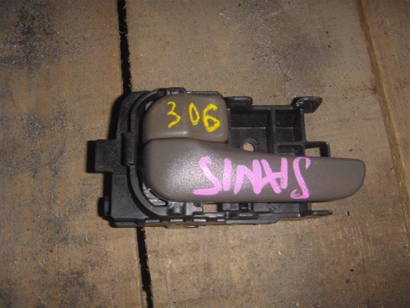 Ручка двери внутренняя Nissan Sunny FB15 передняя левая ст.320000306
