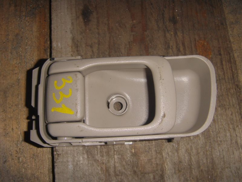 Ручка двери внутренняя Nissan Liberty RM12 передняя правая ст.320000331