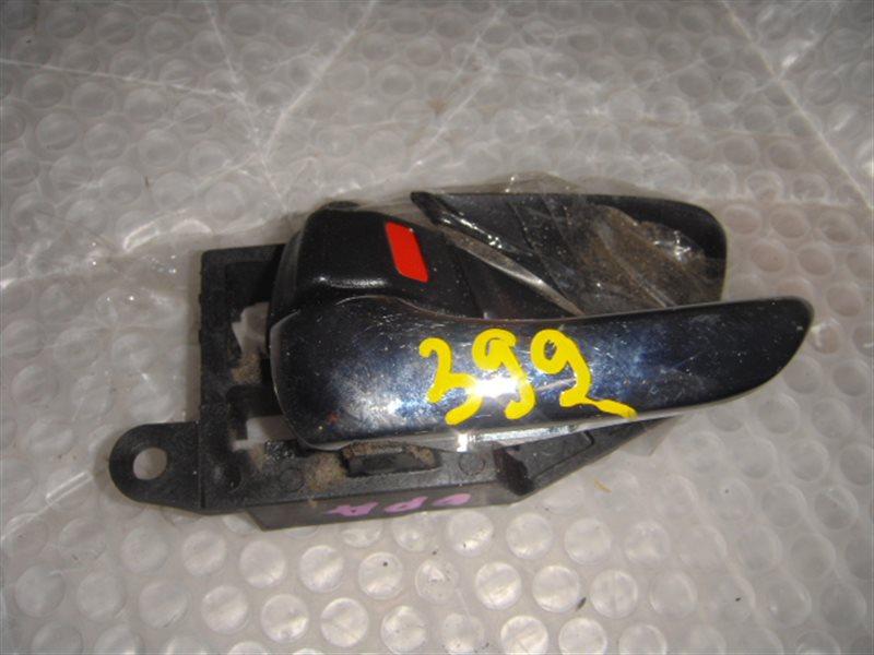 Ручка двери внутренняя Toyota Opa ZCT10 задняя левая ст.320000399