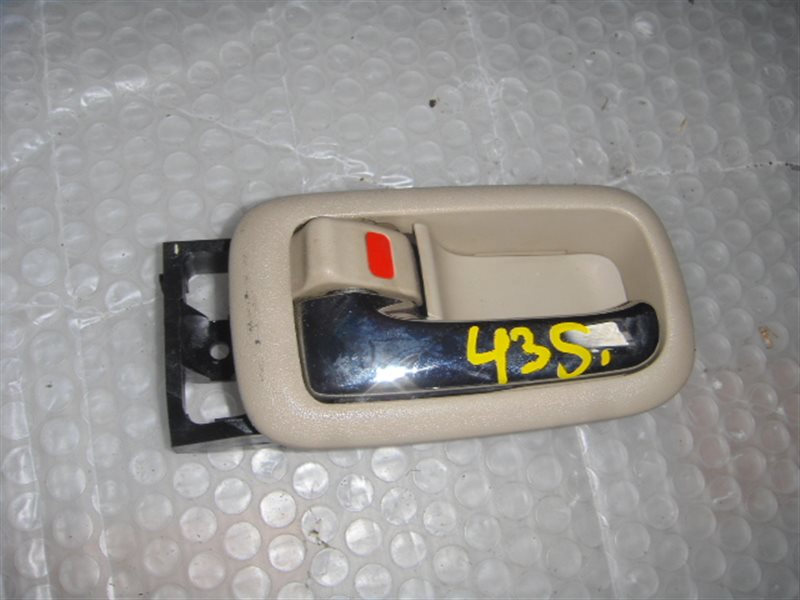 Ручка двери внутренняя Toyota Progres JCG15 задняя левая ст.320000435