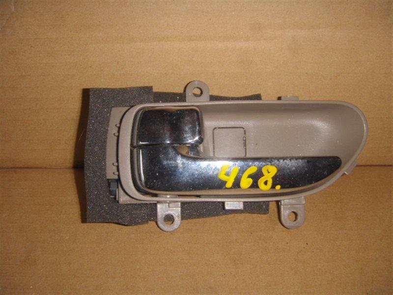 Ручка двери внутренняя Nissan Teana J31 передняя левая ст.320000468
